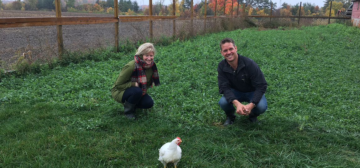 Meet the Artisanal Chicken Farmers! image